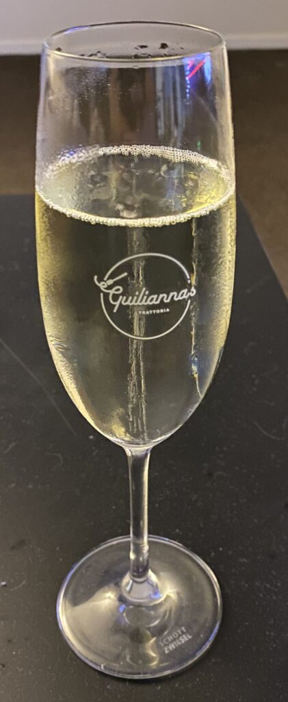Celebrate with Guiliannas Bubbles